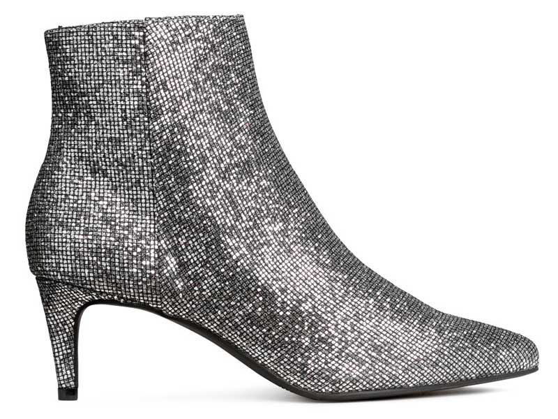 Glitter shoes by H&M available at City Centres