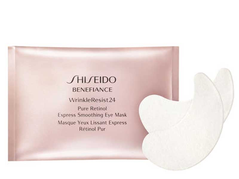 Shiseido Retinol Eye Mask at Sephora Dubai available at City Centres