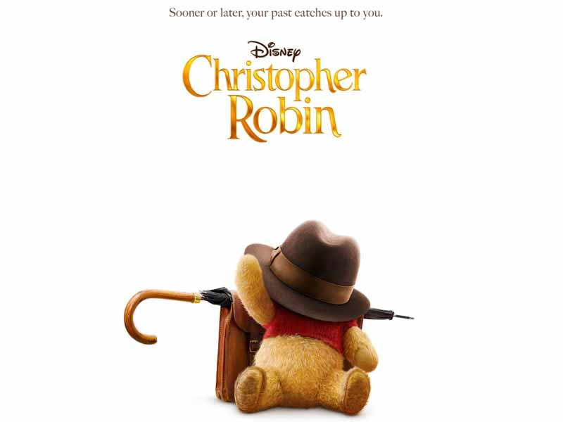 Watch Christopher Robin at VOX Cinemas across the Middle East