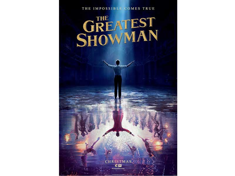 The Greatest Showman is now showing at VOX Cinemas in Mall of the Emirates and City Centres