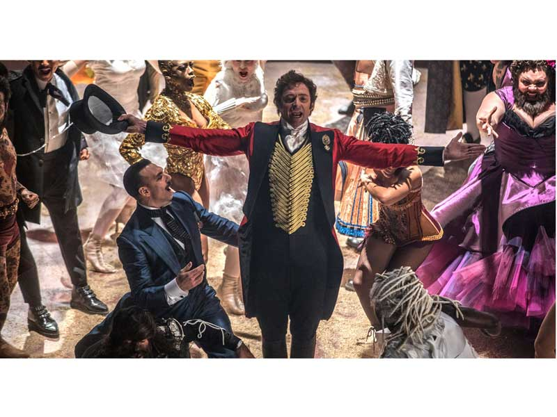 Watch The Greatest Showman at VOX Cinemas Dubai