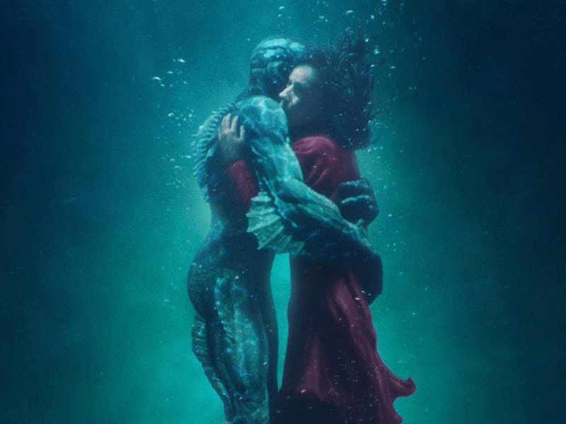 Watch the new The Shape of Water at VOX Cinemas across the Middle East