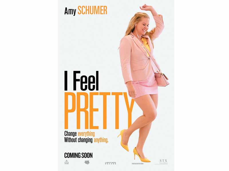 Watch Amy Schumer's I Feel Pretty at VOX Cinemas at Shindagha