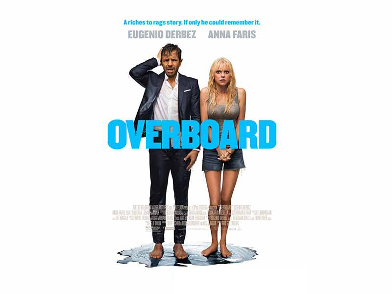 Watch Hollywood movie Overboard at VOX Cinemas at Shindagha