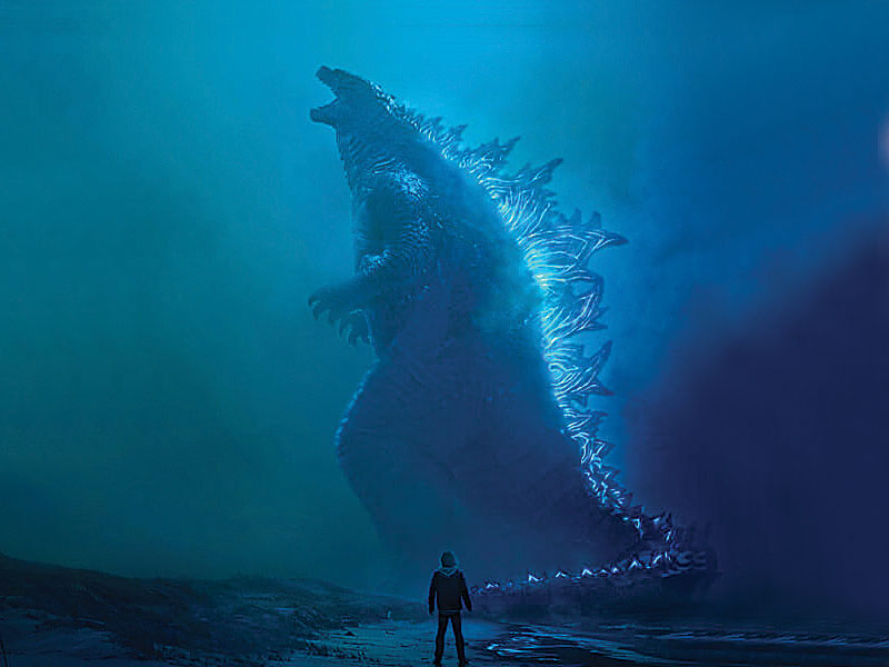 Watch the new Godzilla action movie at VOX Cinemas across the Middle East