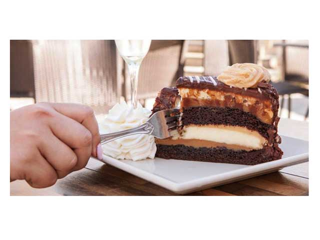 The Cheesecake Factory at Mall of the Emirates in Dubai