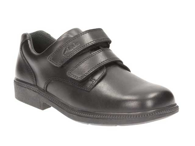 Boys leather school shoes in Dubai